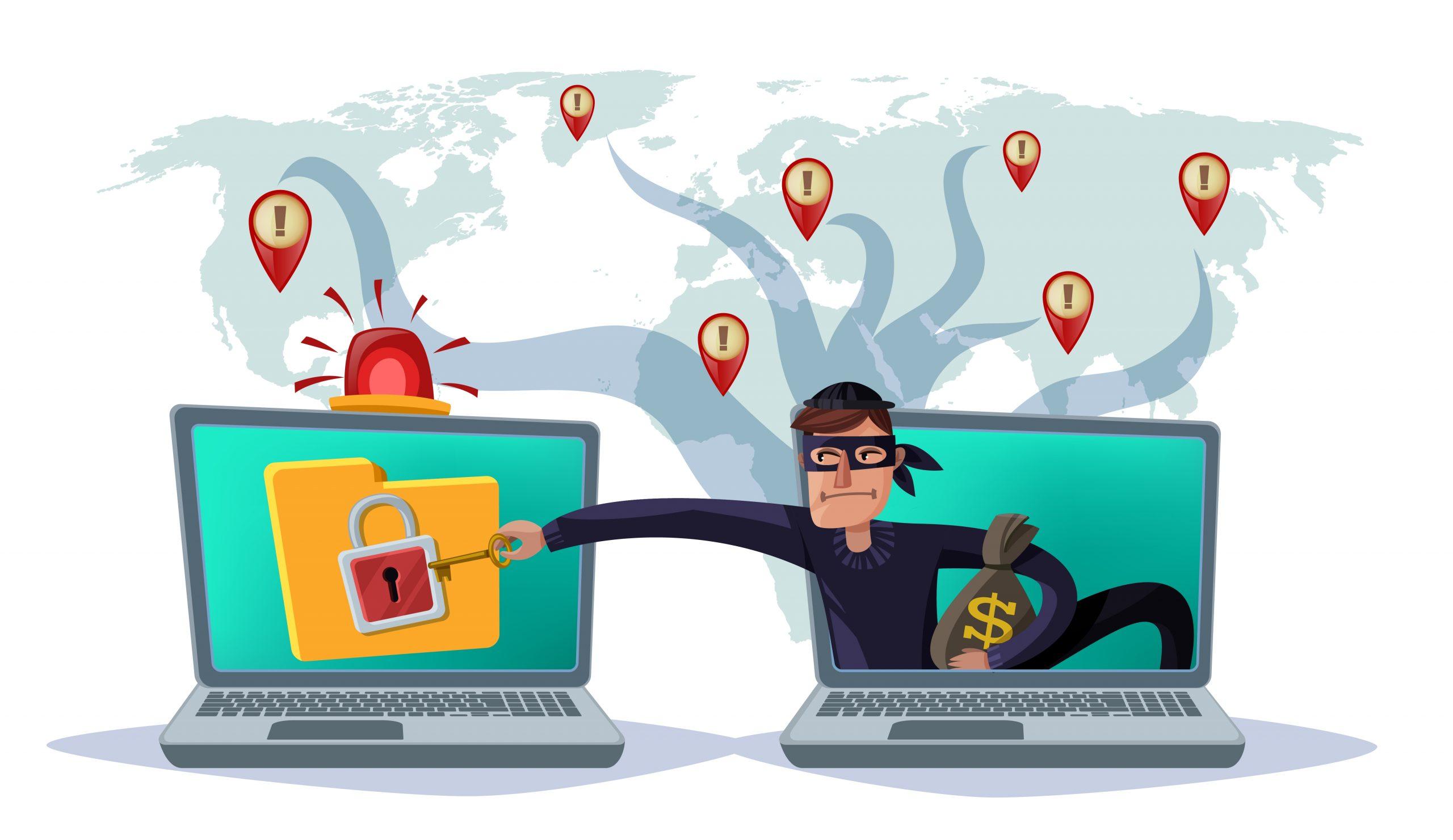 cyber crime adalah