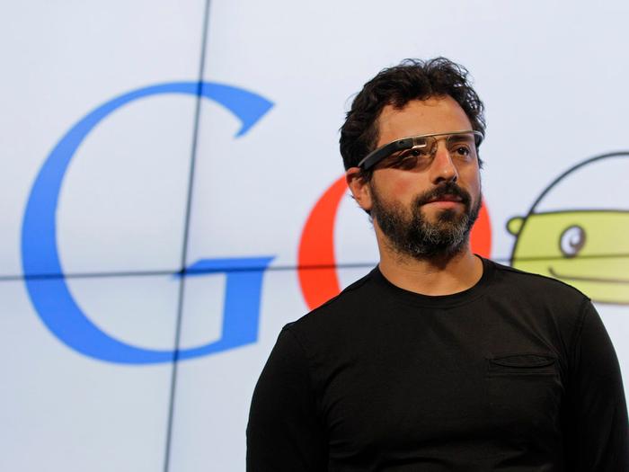 siapa pendiri google