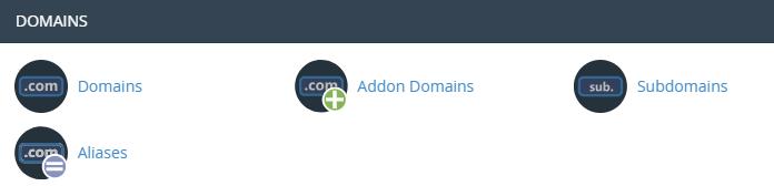 Pengelolaan domains